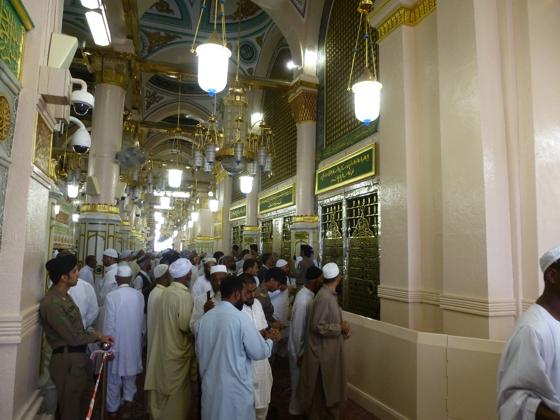 82679 المسافرون العرب صور مسجد الرسول2017