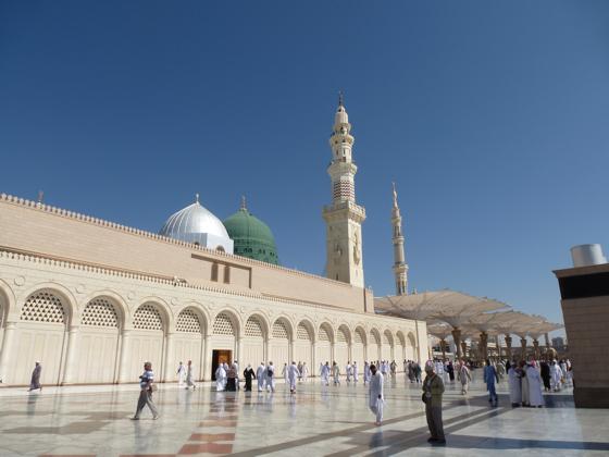 82680 المسافرون العرب صور مسجد الرسول2017