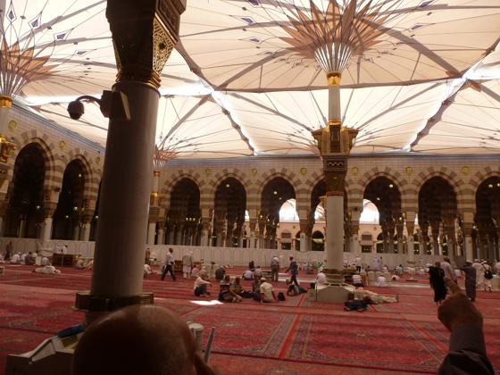 82683 المسافرون العرب صور مسجد الرسول2017