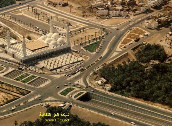 82792 المسافرون العرب مساجد المدينة المنورة 2017
