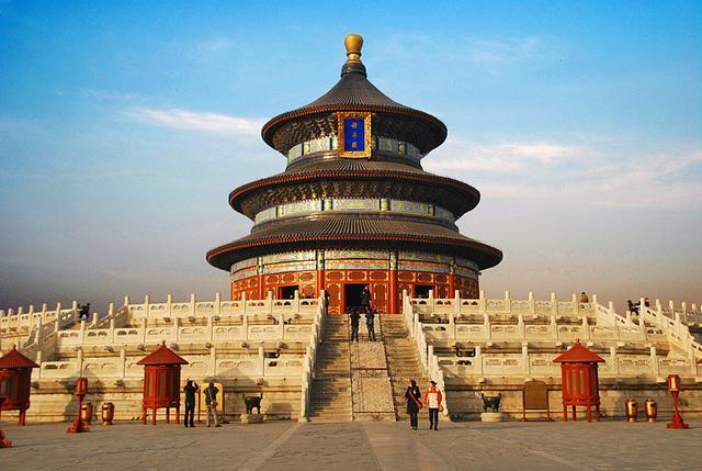 83407 المسافرون العرب السياحة في بكين 2017