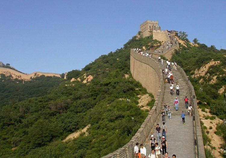 83408 المسافرون العرب السياحة في بكين 2017