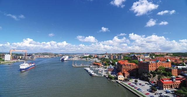 المدينة الجميلة التي تقودك إلى روائع السويد-92994