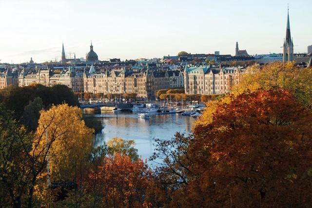 المدينة الجميلة التي تقودك إلى روائع السويد-93002