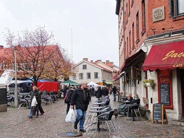 المدينة الجميلة التي تقودك إلى روائع السويد-93004