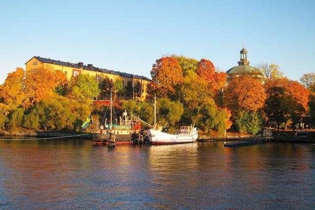 المدينة الجميلة التي تقودك إلى روائع السويد-93008