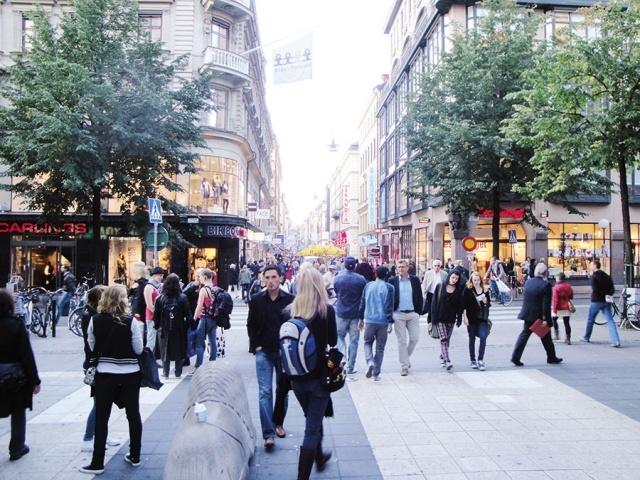 المدينة الجميلة التي تقودك إلى روائع السويد-93015