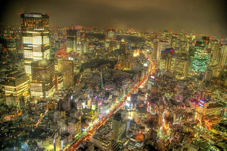 طوكيو مدينة النجوم