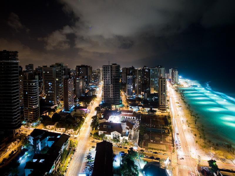 تقرير مصور عن جمال مدينة فورتاليزا ( السياحة فى امريكا )