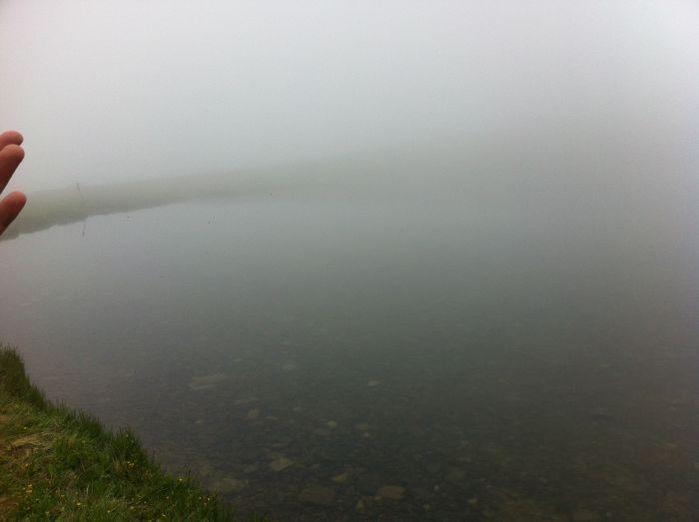 كيف أصل الى بحيرة السمك فى اوزنجول