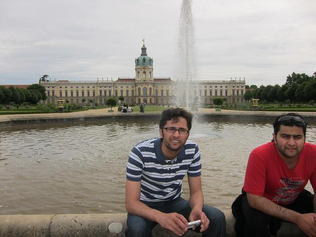 صور من مدن رحلتى الى المانيا