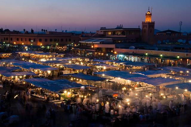 اهم الأماكن السياحية في دولة المغرب , السياحة فى المغرب 2014