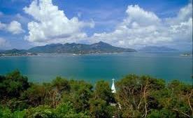 صورجزيرة شنغشوان shangchan island (السياحة فى هونغ كونج)