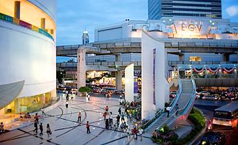 صورمتحف الفنون المعاصرة في وسط مدينة بانكوك ( السياحة فى تايلاندا )