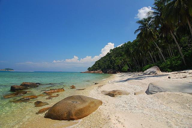صور واسماء الجزر فى ماليزيا 2014