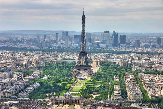 تقرير مصور عن أهم معالم فرنسا السياحية