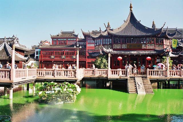 برنامج لشهر عسل سريع من عشرة أيام يشمل كلاً من مدينة بكين ومدينة شنغهاي