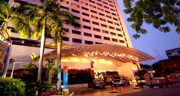 فندق صن واى جزيرة بينانج Sunway Hotel Georgetown Penang