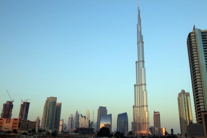 صور المعالم السياحيه فى دبى صور 2014