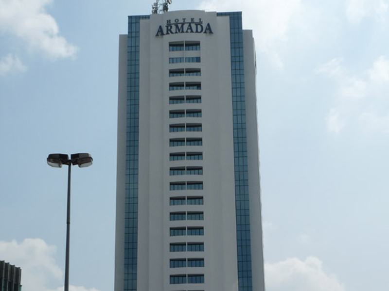 فندق ارمادا سلانجور Armada Hotel Petaling Jaya