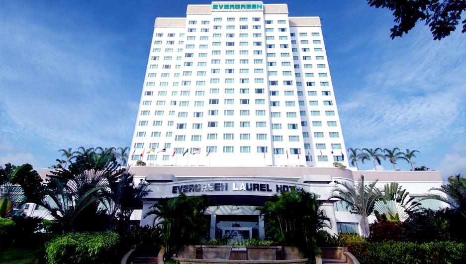 فندق افر جرين جزيرة بينانج Evergreen Laurel Hotel Penang