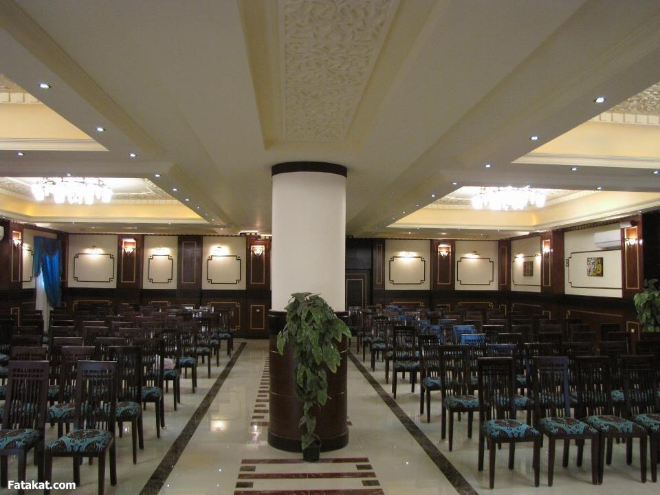 قاعة الفاروق اجمل قاعة كتب كتاب فى مصر