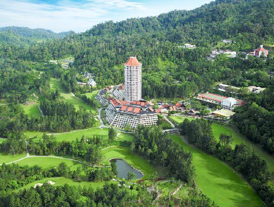 صور من ماليزيا - مرتفعات جنتنج هايلاند
