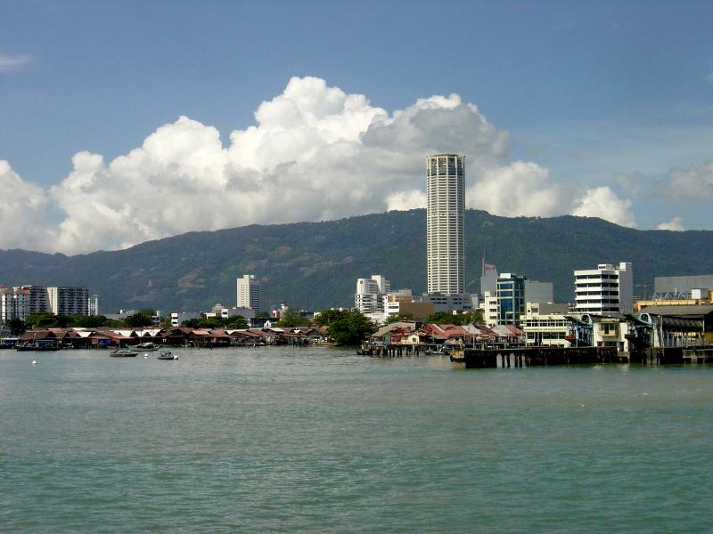 صور من ماليزيا - جزيرة بينانج , penang