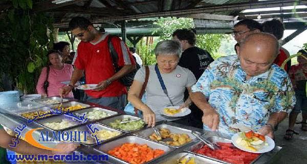 رحلة مع العائلة فى اجمل معالم ماليزيا