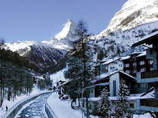 زيارة الى اهم الاماكن السياحيه فى سويسرا