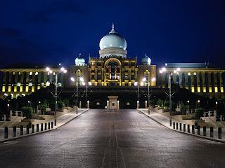 زيارة الى مدينة بوتراجايا ( مدن ماليزيا السياحيه )