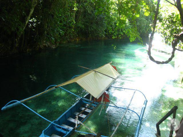 النهر المسحور في الفلبين أحد أجمل الأماكن الطبيعية في العالم