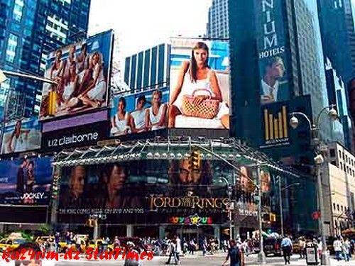 جولة سياحيه فى حي مانهاتن هو أشهر حي في نيويورك في الولايات المتحده الأمريكية
