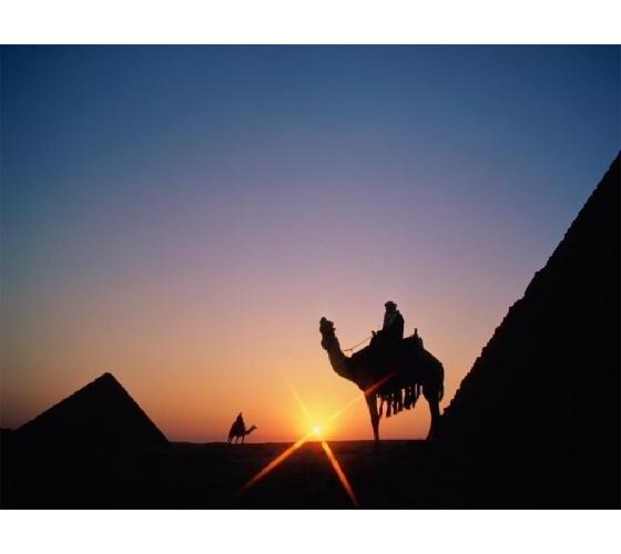 تقرير مصور عن الاهرامات فى مصر من الداخل ( السياحة فى مصر 2014)