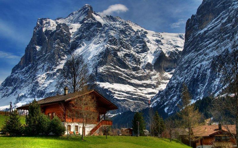جولة سياحيه الى سويسرا الرائعة 2014