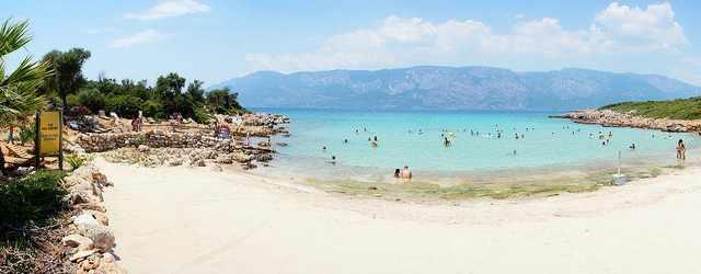 رحلة الى جزيرة Sedir Adası ( المعالم السيا حيه فى تركيا )