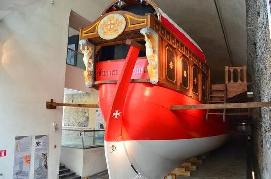 تقرير مصور عن متحف جالاتا - المتحف البحري في جنوة ( مدن ايطاليا السياحيه 2014)