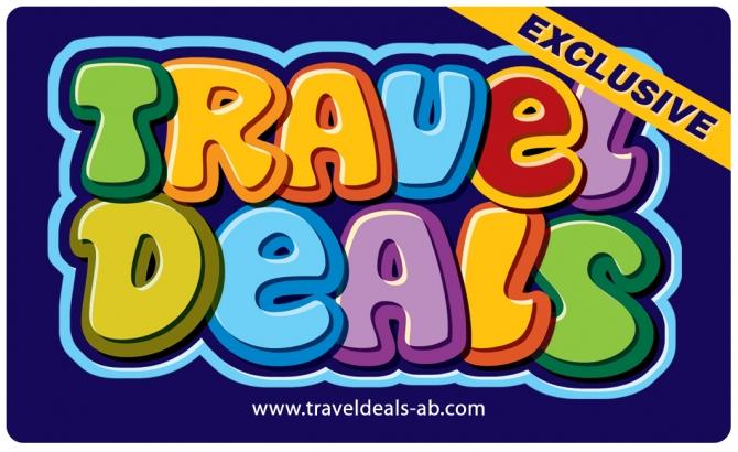 اشترك فى بطاقة عضوية Travel Deals لتحصل على خصومات 40% وهدايا مجانية
