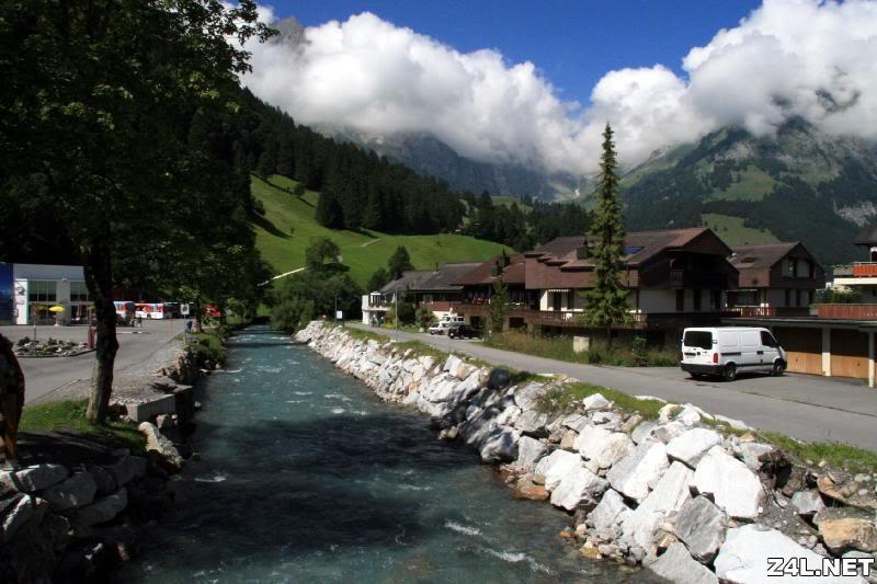 صورقرية انجيلبيرج في سويسرا 2014