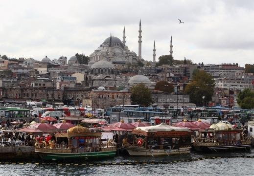 صور سياحيه من اسطنبول أكبر المدن في تركيا