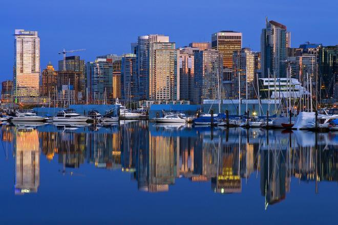السياحة فى فانكوفر فى كندا Vancouver, Canada