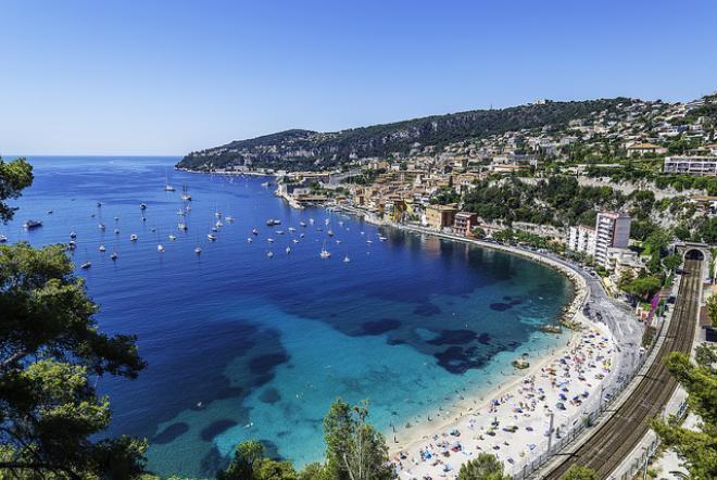رحلة سياحيه الى نيس فى فرنسا Nice, France