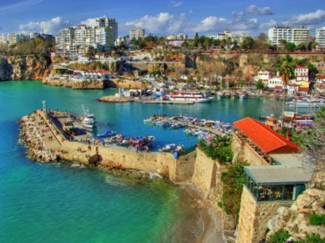 السياحة فى انطاليا Antalya