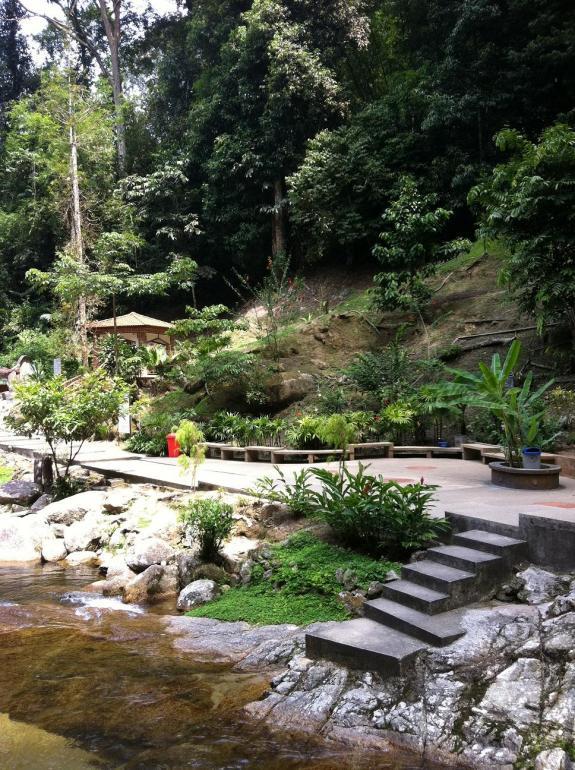 صور سياحيه من مدينة كاميرون الرائعة ( السياحة فى ماليزيا 2014)