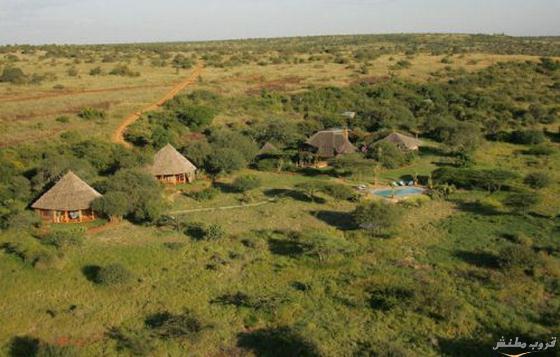 تقرير مصور عن فندق Loisaba في كينيا ( الفنادق فى كينيا 2014)