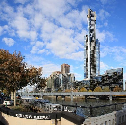 يوركا سكاى ديك 88 eureka skydeck 88 (اطول مبنى فى ملبورن وواحد من اشهر الاماكن السياح