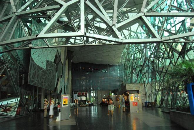 معرض فيكتوريا الوطنى the national gallery of victoria (اهم واشهر الاماكن السياحية فى