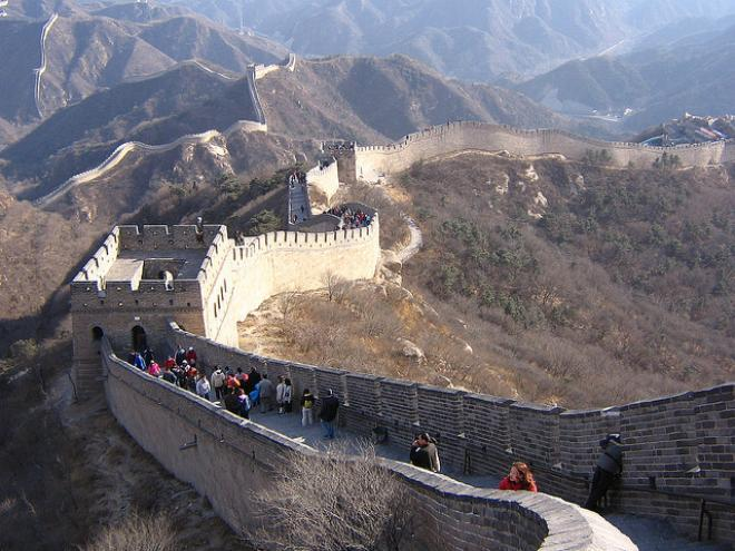 سور الصين العظيم Great Wall of China ( تقرير مصور رائع عن اهم معالم الصين السياحيه201