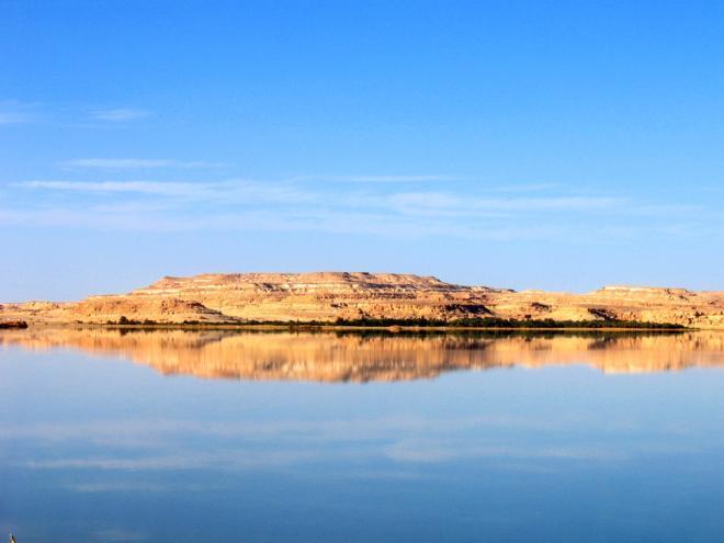واحة سيوة Siwa Oasis( اجمل الاماكن السياحية فى سياحة مصر )