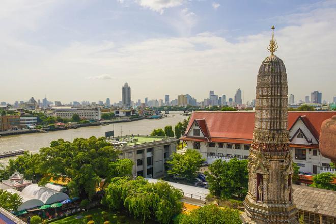 جولة سياحيه فى بانكوك Bangkok 2014